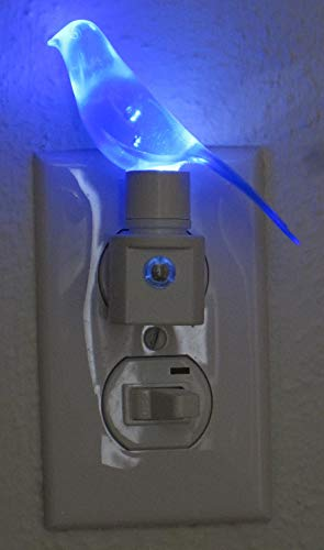 (Blue Canary Night Light)
