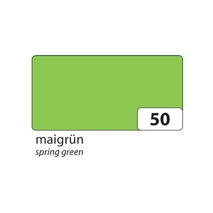 folia Fotokarton DIN A4 300 g//qm grasgrün 50 Blatt