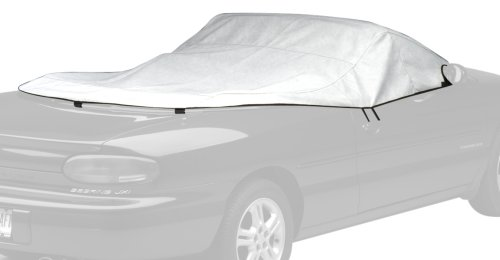 Covercraft Custom Fit Multibond Block-It 200 Series Convertible Interior Car Cover, Gray (Volkswagen Covercraft Block Rabbit)