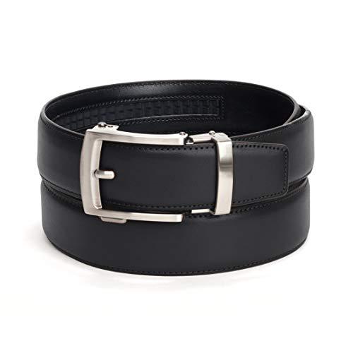 Mens Adjustable Comfortable Click Ratchet Belt