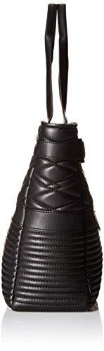 Hombro de Mujer Color Shoppers Negro Marca Jeans Modelo Mujer Armani Armani 922141 Negro Negro Y Bolsos De Shoppers Jeans para para Bolsos y Hombro SYwqxEXqa