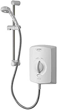 White Gainsborough 10.5 se Electric Shower