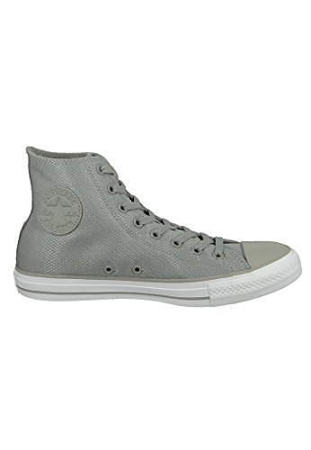 Converse HI Chuck Chucks 1J793 Taylor All Charcoal Grey White Dolphin Brown Star 7qxUd