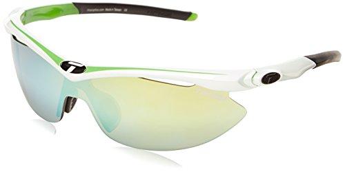 (Tifosi Slip 0010102927 Shield Sunglasses, Race Neon,)