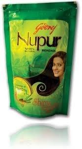 Godrej Nupur 100% Natural Henna Mehendi