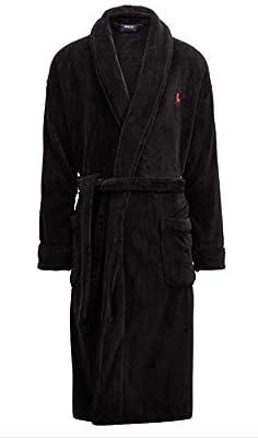 Polo Ralph Lauren Men's Plush Bath Robe S/M