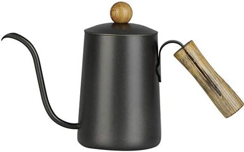Coffee Pot perforado a mano de café Hervidor Cafetera Conjunto ...