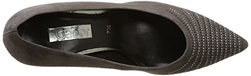 Pompes Gabor Chaussures 31.281 Damen Grau (zinn 19)