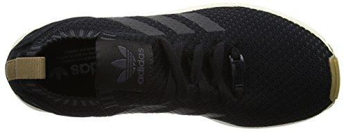 Adidas BA7374, Zapatillas Hombre Negro (C Black/C Black/Gum4)