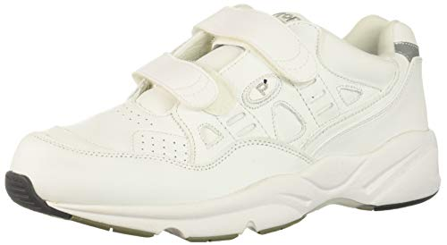 Caminar Strap Zapatos Para Walker Grande Propet Piel Stability vOqqwB