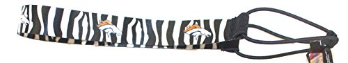 - aminco Denver Broncos Zebra Striped Headband
