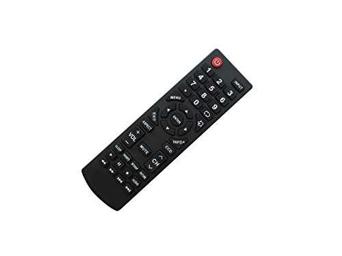 Replacement Remote Control Fit For Dynex DX-48D510NA15 DX-40D510NA15 DX-LCDTV19 DX-32LD150A11 DX-26LD150A11 LCD LED HDTV TV