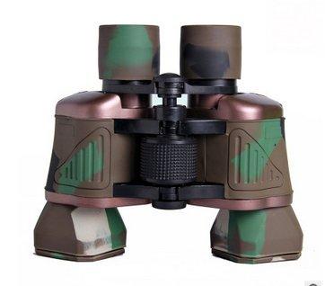 dilwe 50 mm 10 x双眼鏡ポータブル防水HD Night View望遠鏡Suitable for Bird Watching Hunting Sailingおよび他のアウトドア活動 B07D9LSKY2  ブラウン迷彩(Brown Camo)