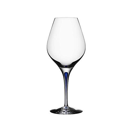 - Orrefors Intermezzo Blue 20 Ounce Aroma Glass