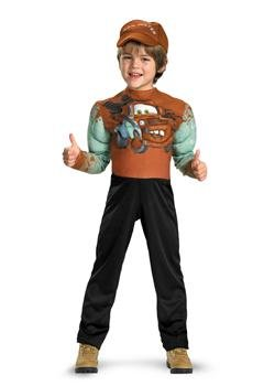 (Tow Mater Classic Muscle Costume - X-Small by)