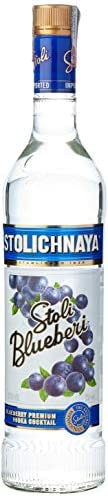 Vodka Stolichnaya Blueberry 750ml