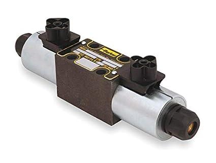 Direccional Válvula de solenoide, flotador, 24 VDC
