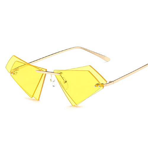 de dorée 1 Taille UV des avec Sport Lunettes de de pêche Pied Soleil Yeux pour Homme Protection 5 Anti Unique Course Conduite polarisées Conduite Mangetal à Soin qAPT4