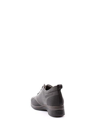 Zapatillas Zapatillas Melluso Negro Para Mujer Para Melluso qR5wWt