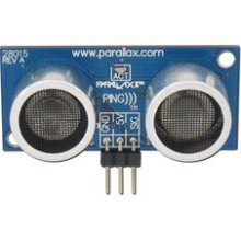 Ultrasonic Stationary (Parallax Ping Ultrasonic Range Sensor)