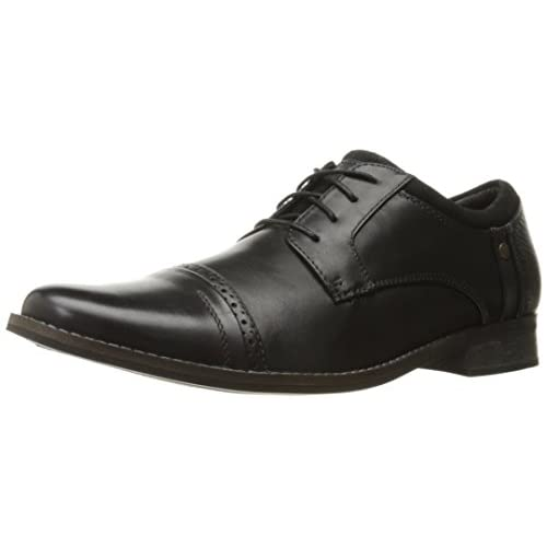 Mark Nason Los Angeles Men's Brubeck Oxford, Black, 7 M US