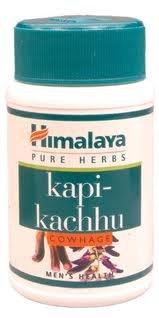 Himalaya Kapi Kachhu - 60 Capsules | Mucuna pruriens