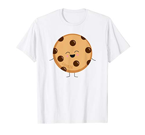 Cookie T-Shirt Funny Costume For Couples TShirt ()