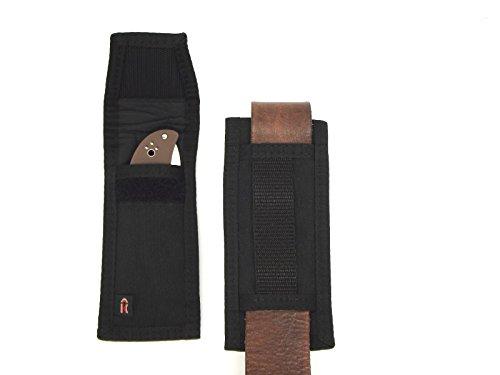 Nylon Knifecase - Made in USA (Large, Black)