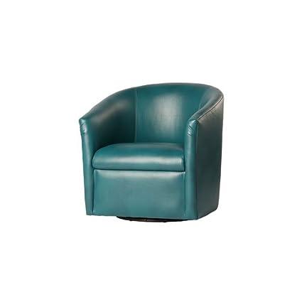 Best Amazon.com: Comfort Pointe 671931 Draper Swivel Chair, Agean  GX57