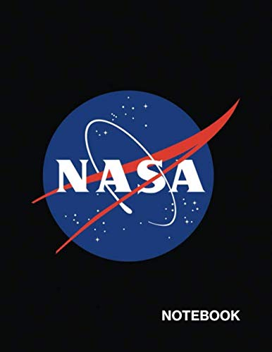 NASA Notebook: Officially Licensed Meatball Logo Space Astronaut Astronomy College Ruled Notebook Journal Logbook (Meat Science Journal)