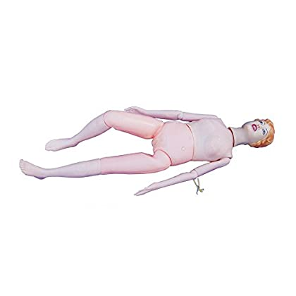 Image of 66FIT Female Patient Care Manikin - Nurse Care Medical Training Aid Science Education