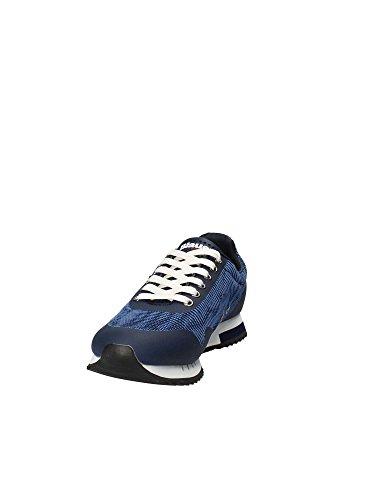 BLAUER SHOES 8SDETROIT01/KNI Turnschuhe Man Blau