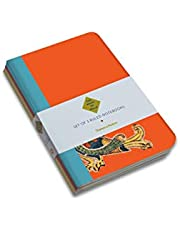 The Book of Kells: Set of 3 A6 Notebooks: 0