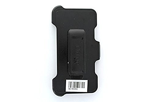OtterBox Holster Belt Clip Replacement for OtterBox Defender Series Case Apple iPhone 6 PLUS/6 S PLUS ONLY / (Not 6 6 S)- Black (Non-Retail Packaging) (NOT intended for Stand-Alone use)