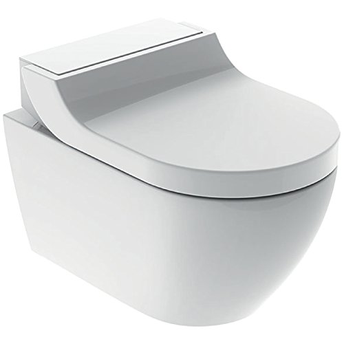 Hänge WC ohne Spülrand