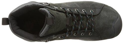 Pictures of KEEN Men's Citizen Mid Waterproof Shoe Black 8 M US 2