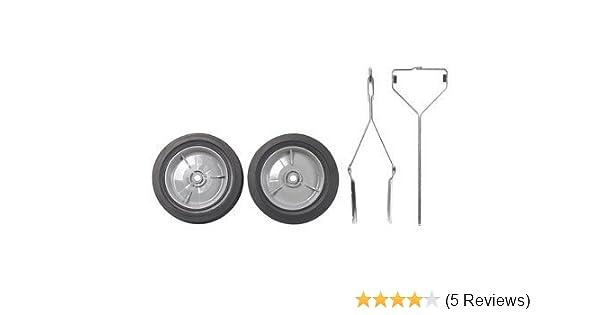 Amazon com : Mantis Tiller Wheel Set 9222-00-02 : Power