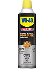 WD-40 01206 Specialist Machine and Engine Degreaser Foaming Spray 510g