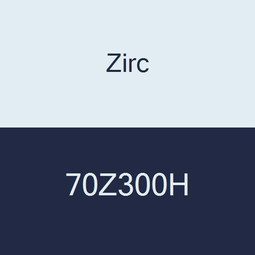 Zirc 70Z300H E-Z ID Tape Roll, 5.72 cm x 0.95 cm x 4.13 cm Size, 3.05 M Roll, Mauve