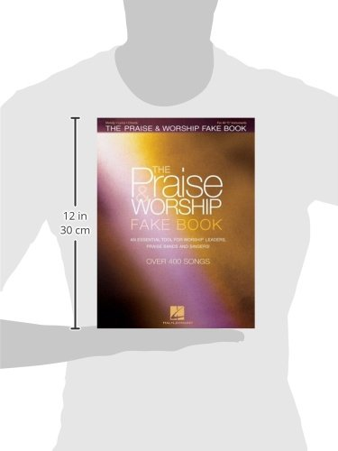 the praise worship fake book an essential tool for worship leaders praise bands and singers hal leonard corp 9780634063114 amazoncom books