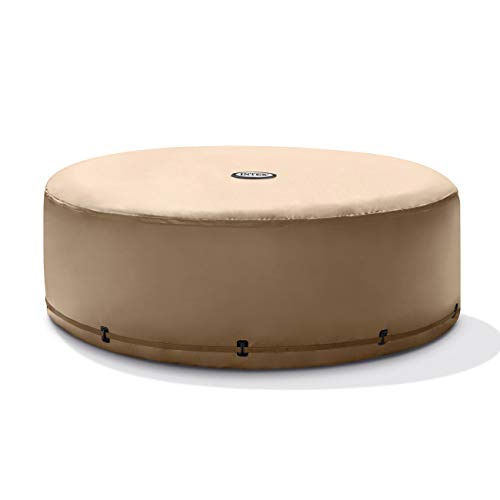 Intex PureSpa Deluxe Cover, for 4-person 77in Round PureSpa