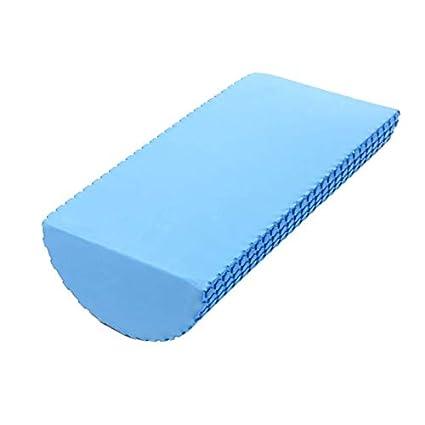 Amazon.com: Bloques redondos de espuma EVA para yoga con ...