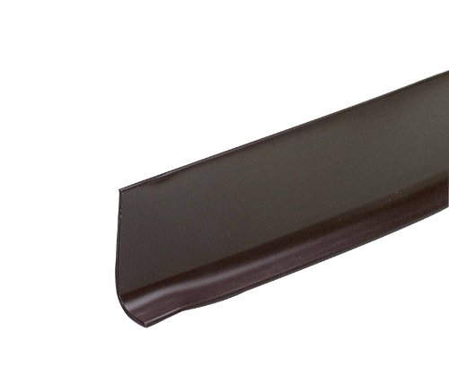 (M-D Building Products 75903 M-D Wall Base, 120 Ft L X 2-1/2 in W, Vinyl, Brown)