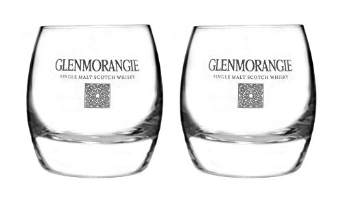 Glenmorangie Crystal Snifter Glass - Set of 2