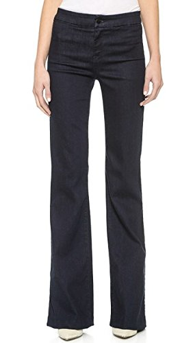J Brand Denim Wide Leg Jeans - 3
