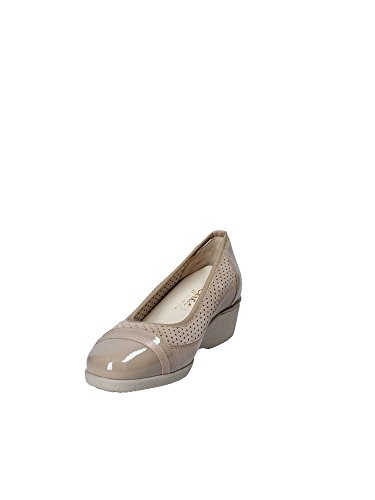 Grace Nero Donna E8011 Shoes Ballerina wxwq8X0Sz