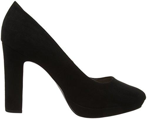 Bout Black Escarpins Look Fermé New Femme Supper 1 Wide Noir Foot qf1xzXBw