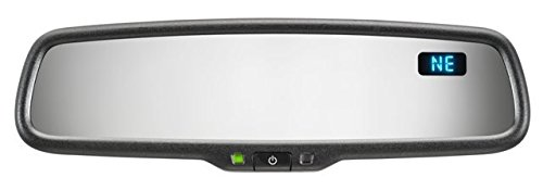 Gentex 50-GENK5AM Auto-Dimming Rear View Mirror with Compass