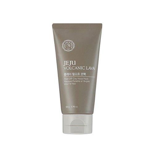 The Face Shop - Jeju Volcanic Lava - Blackhead Out - Peel Off Nose Pack - Facial Care