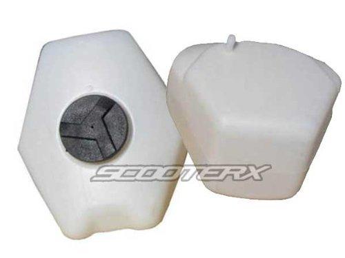Pocket Bike Gas Tanks - Cat Eye Pocket Bike Gas Fuel Tank Fits Many Mini Bikes, Mini Choppers